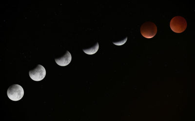 Lunar eclipse, July 16: The war is over